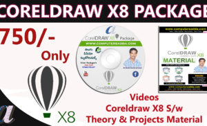 CorelDRAW Professional Package 750/- Only